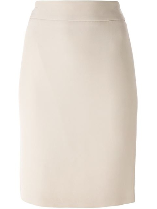 Pencil Skirt by Armani Collezioni in Bridesmaids