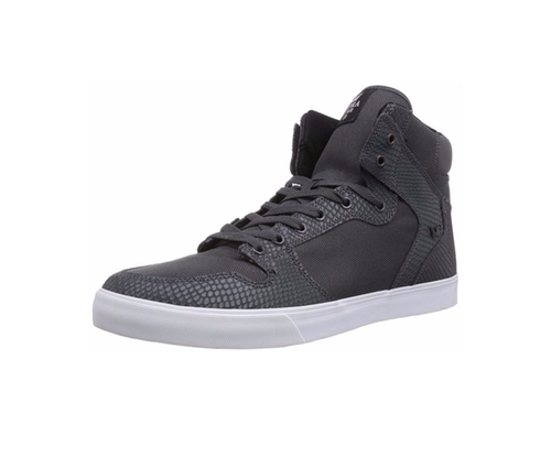 Vaider High-Top Sneakers by Supra in The Flash - Season 2 Episode 18