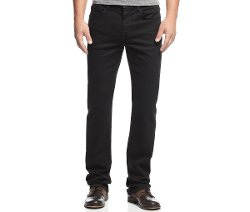 Classic Fit Straight Leg Black Wash by Joe's Jeans in The Gunman