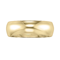 Gold Wedding Band Ring by Cherish Always in Before I Wake