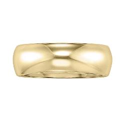 Gold Wedding Band Ring by Cherish Always in Before I Wake