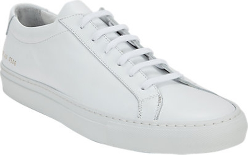 Original Achilles Low Top Sneakers by Common Projects in Ballers