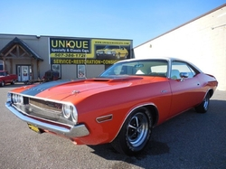 1970 Challenger Coupe by Dodge in Bad Moms