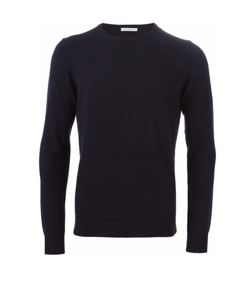 Crew Neck Sweater by Manipur in The Intern