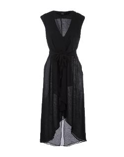 Knee-Length Dress by McQ Alexander McQueen in Unbroken