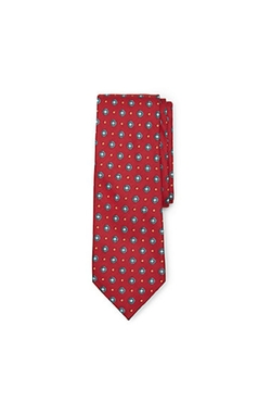 Retro Medallion Blended Tie by Vince Camuto in Spotlight