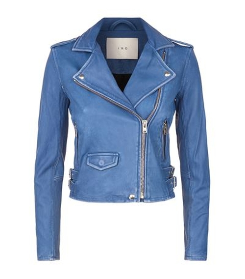 Ashville Biker Jacket by IRO in Imaginary Mary - Season 1 Preview