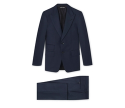 Three Piece Windsor Suit by Tom Ford in Power