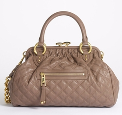 Stam Leather Satchel Bag by Marc Jacobs in Pretty Little Liars