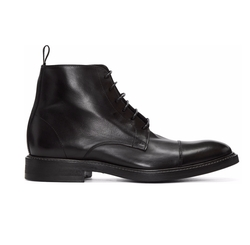 Lace-Up Jarman Boots by Paul Smith in Animal Kingdom