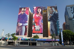 Los Angeles, California by Hotel Figueroa in Deadpool