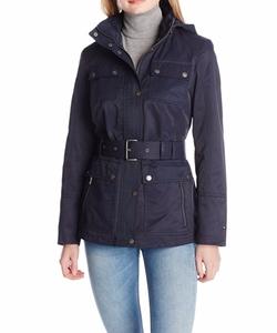 Coated-Cotton Field Jacket by Tommy Hilfiger in Unbreakable Kimmy Schmidt