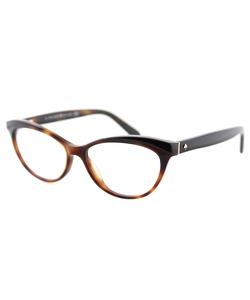 Cat-Eye Plastic Eyeglasses by Kate Spade in New Girl