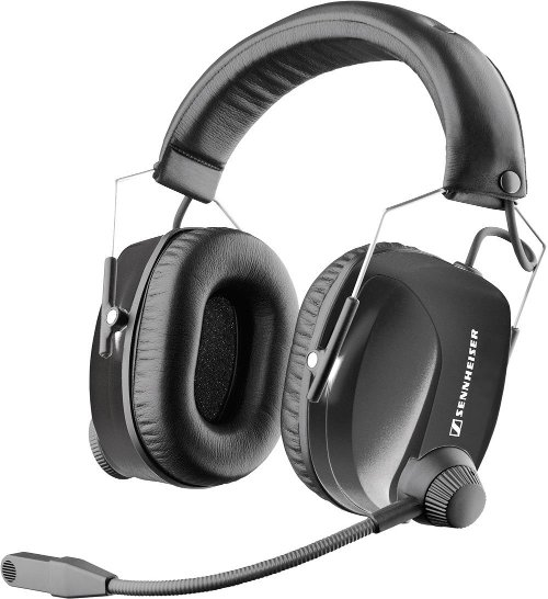 HME 110 Aviation Headset by Sennheiser in Fast & Furious 6