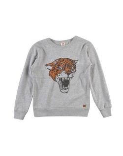 Printed Sweatshirt by American Outfitters in Adult Beginners