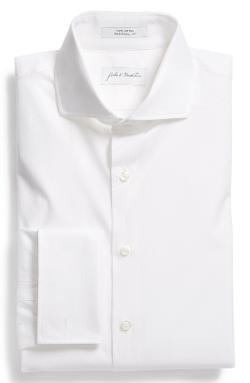 Traditional Fit Tuxedo Shirt by John W. Nordstrom in Jersey Boys
