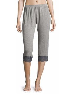 Nouveau Crop Lounge Pants by Cosabella in Fuller House
