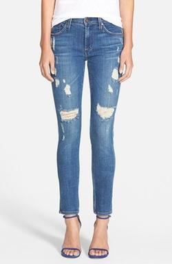 Five Pocket Leggings by James Jeans in Pretty Little Liars