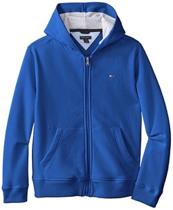 Long Sleeve Draper Fleece Hoodie by Tommy Hilfiger in 99 Homes