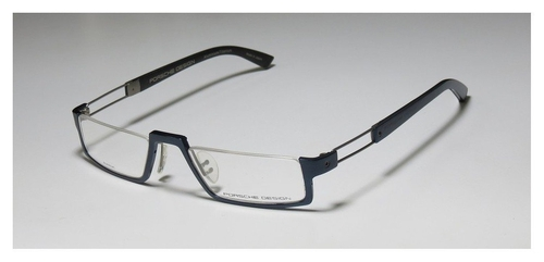 Half-rim Titanium Eyeglasses by Porsche Design in Bridge of Spies