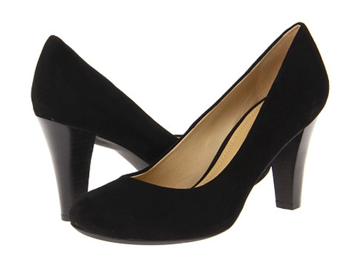 D Mariele High 4 Pump Shoes by Geox in Elementary