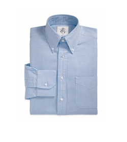 Button-Down Oxford Shirt by Brooks Brothers in Daredevil