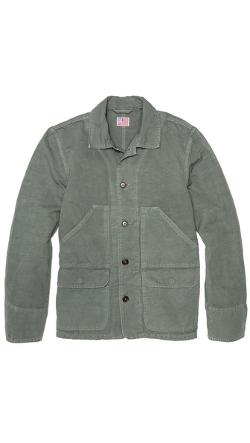 Shop Jacket by Save Khaki in Savages