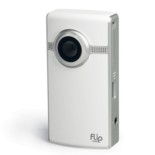 2nd Generation Video Camera by Flip Video in Silver Linings Playbook