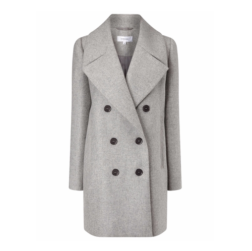 Wool Double Breasted Coat by Carven in Fantastic Beasts and Where to Find Them