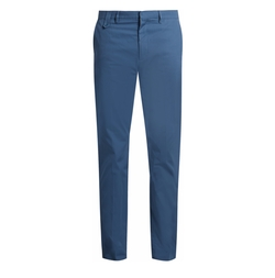 Straight-Leg Cotton-Gabardine Chino Trousers by Stella McCartney in Master of None