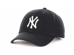 New York Yankees MVP Curved Cap by '47 Brand in Entourage