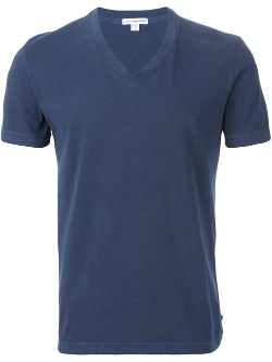 V-Neck T-Shirt by James Perse in Ricki and the Flash