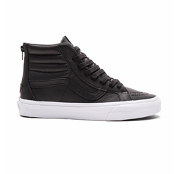Sk8-Hi Reissue Zip Premium Leather by Vans in Barbershop: The Next Cut