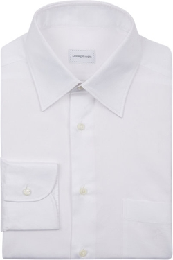 Twill Dress Shirt by Ermenegildo Zegna in Confessions of a Shopaholic