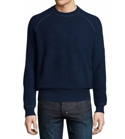 Reid Raglan-Sleeve Cashmere Sweater by Neiman Marcus Cashmere by Billy Reid  in New Girl