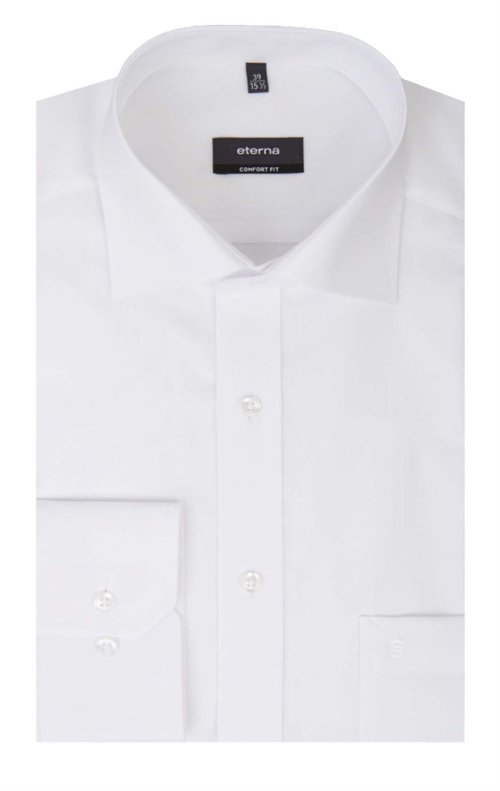 Swiss Cotton Shirt by Eterna in (500) Days of Summer