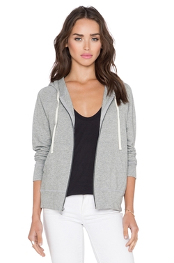 Classic Zip Up Hoodie by James Perse in The Blacklist