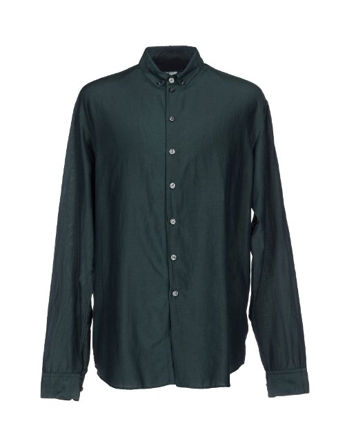 Button Down Shirt by Armani Collezioni in If I Stay