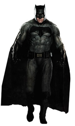 Custom Made 'Batman' Suit (Bruce Wayne) by Michael Wilkinson (Costume Designer) in Justice League