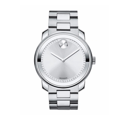 Stainless Steel Watch by Movado Bold in Billions