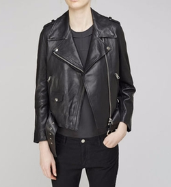 Mape Leather Jacket by Acne Studios in Marvel's The Defenders
