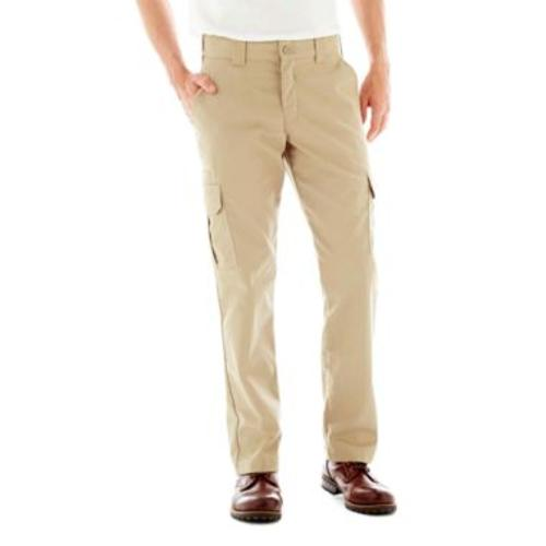 Slim Fit Straight Leg Twill Cargo Pant by Dickies in Transcendence