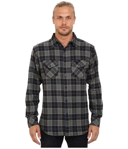 Cassius Flannel Shirt by Matix Clothing Company in The Fundamentals of Caring