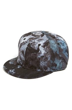 Ionic Print Snapback Cap by Elevenparis in We Are Your Friends
