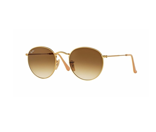 Round Sunglasses by Ray-Ban in Logan