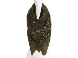 Bandana Print Scarf by Steve Madden in The Fate of the Furious