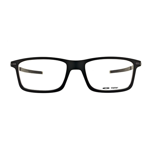 Rectangle Plastic Eyeglasses by Oakley in Casual - Season 2 Preview