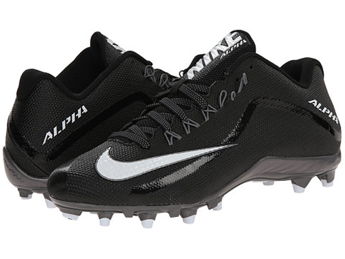 Alpha Pro Football Cleats by Nike in Ballers - Season 1 Episode 2