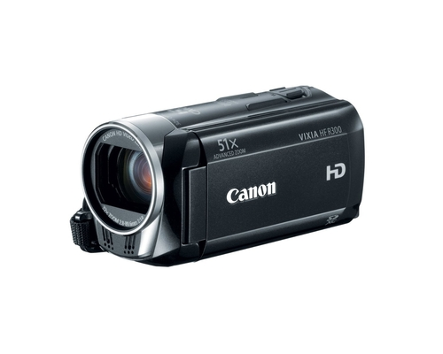 Vixia Camcorder by Canon in Mission: Impossible - Ghost Protocol
