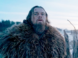 Custom Made Fur Coat by Jacqueline West (Costume Designer) in The Revenant